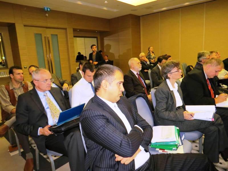 Crnogorska delegacija