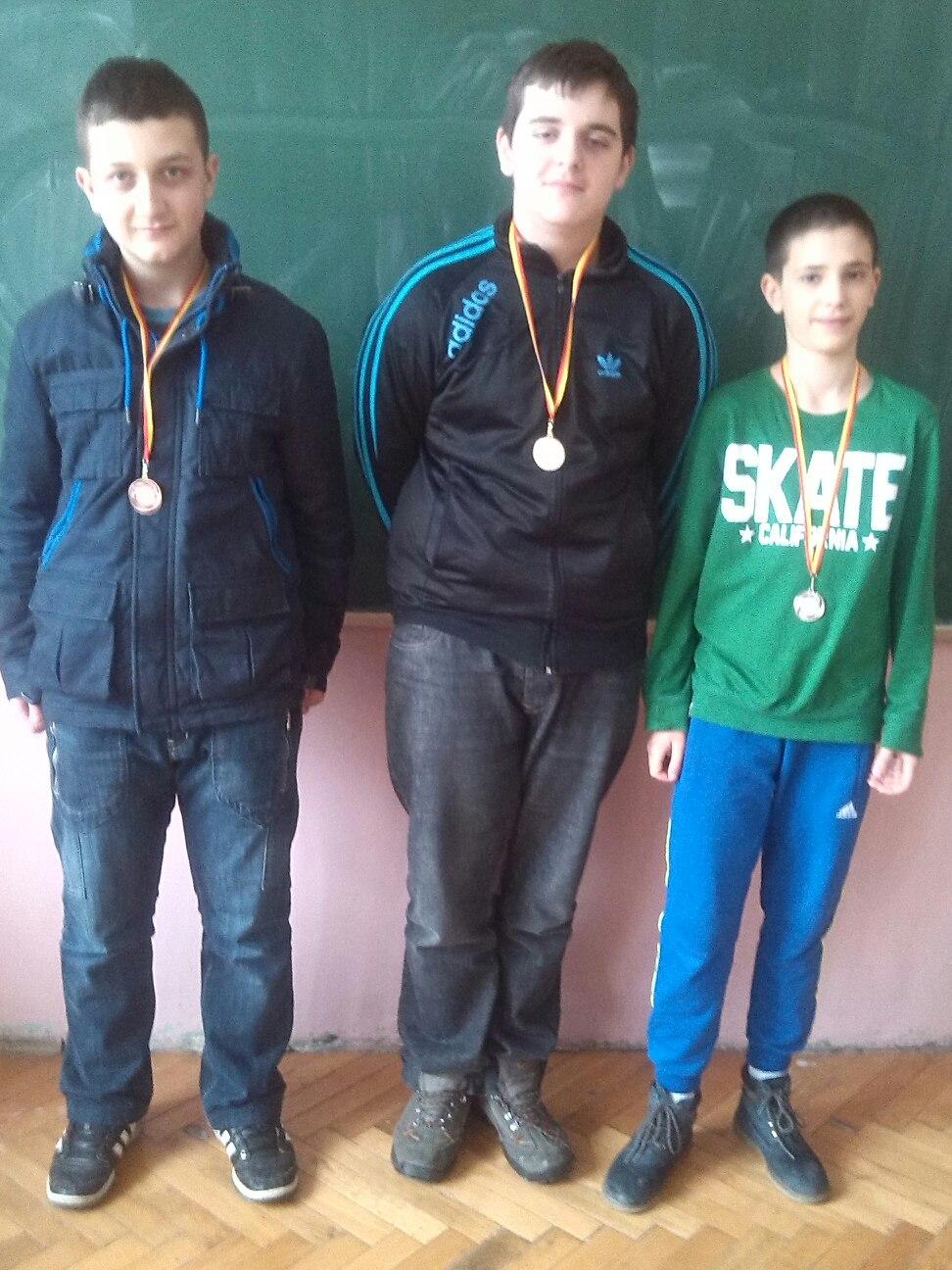 OS R.Pavlovic djecaci VI-IX