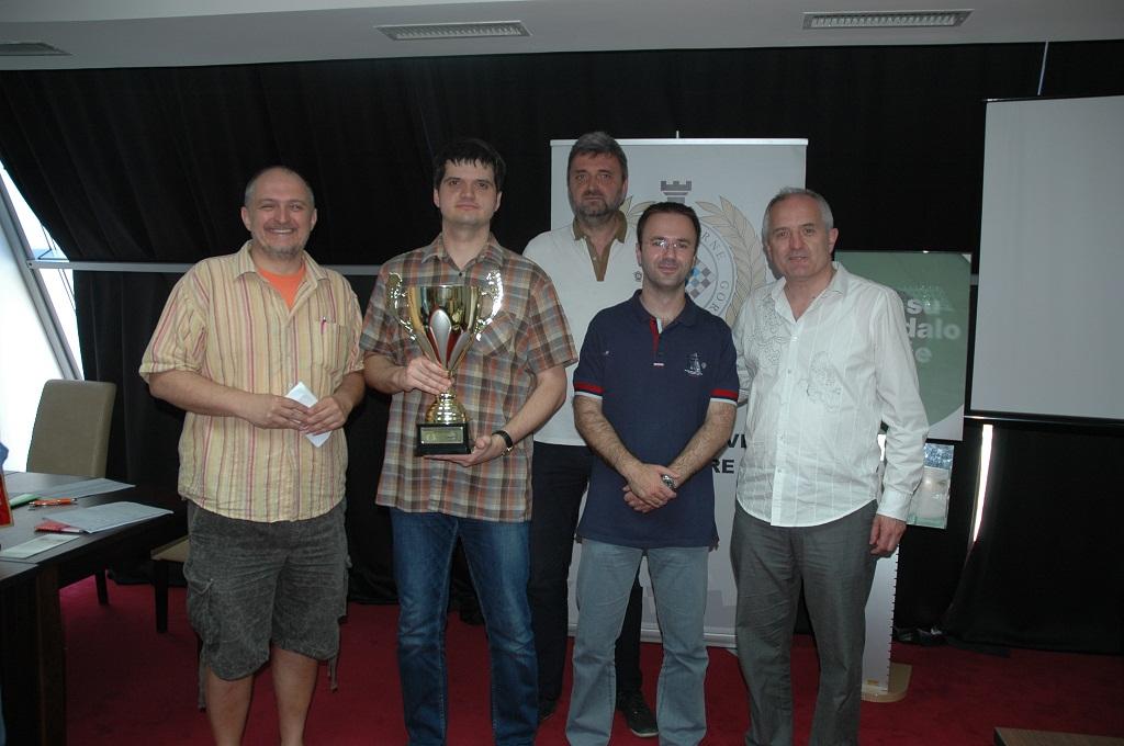 Pobjednici turnira