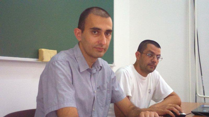 Igor Vujacic i Milos Brajovic