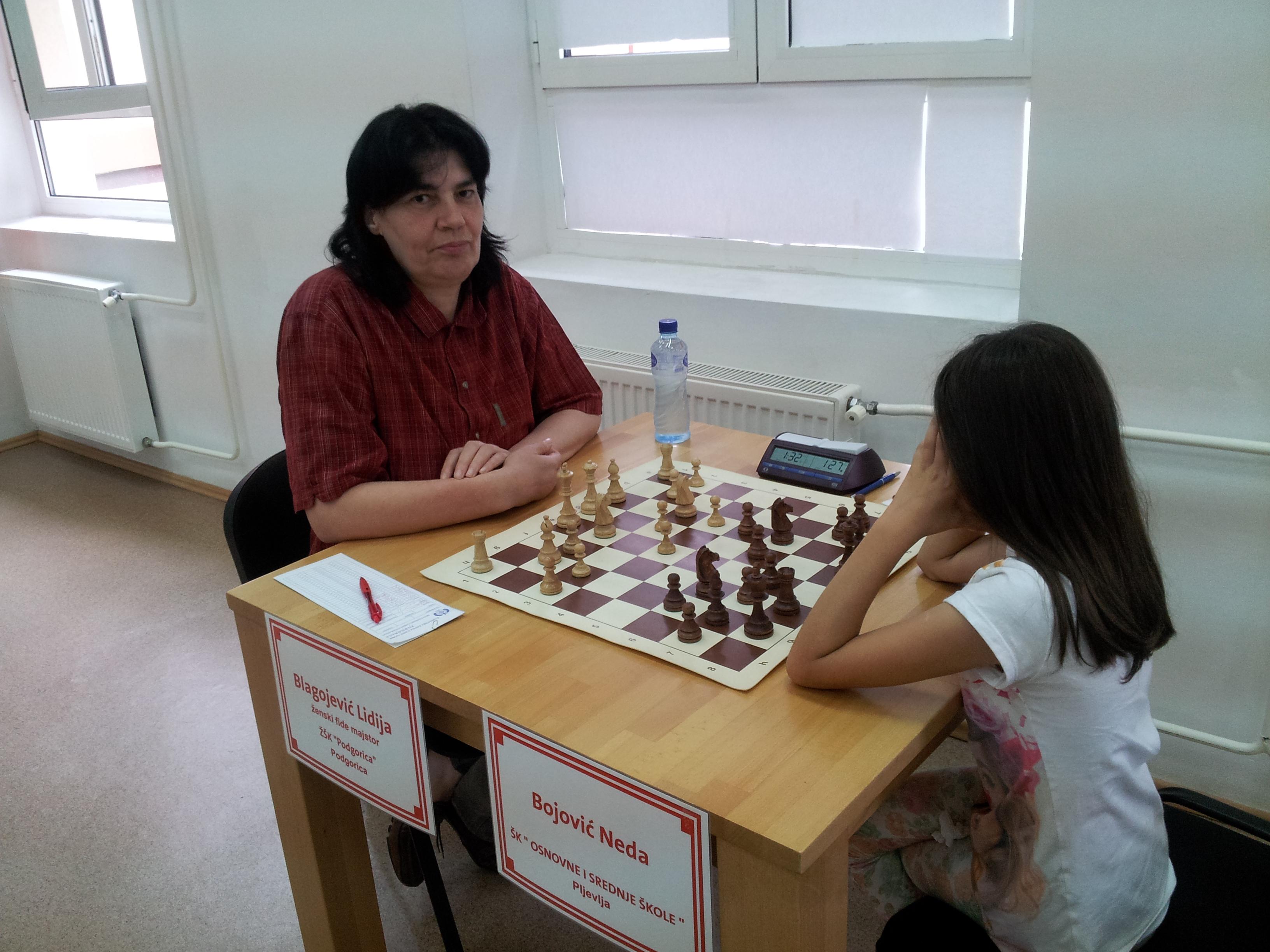 Lidija Blagojevic1