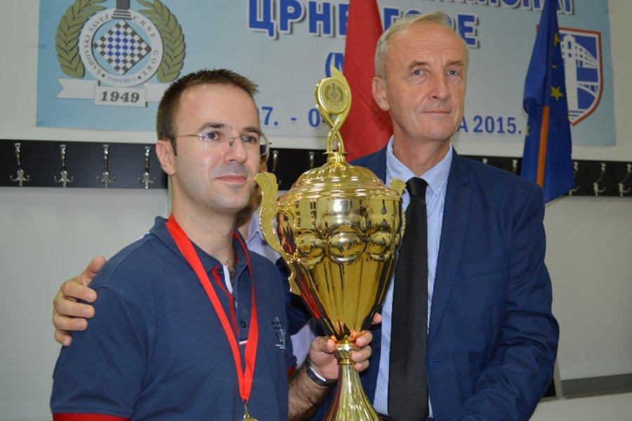 Nikola Djukic Mevludin Halilovic