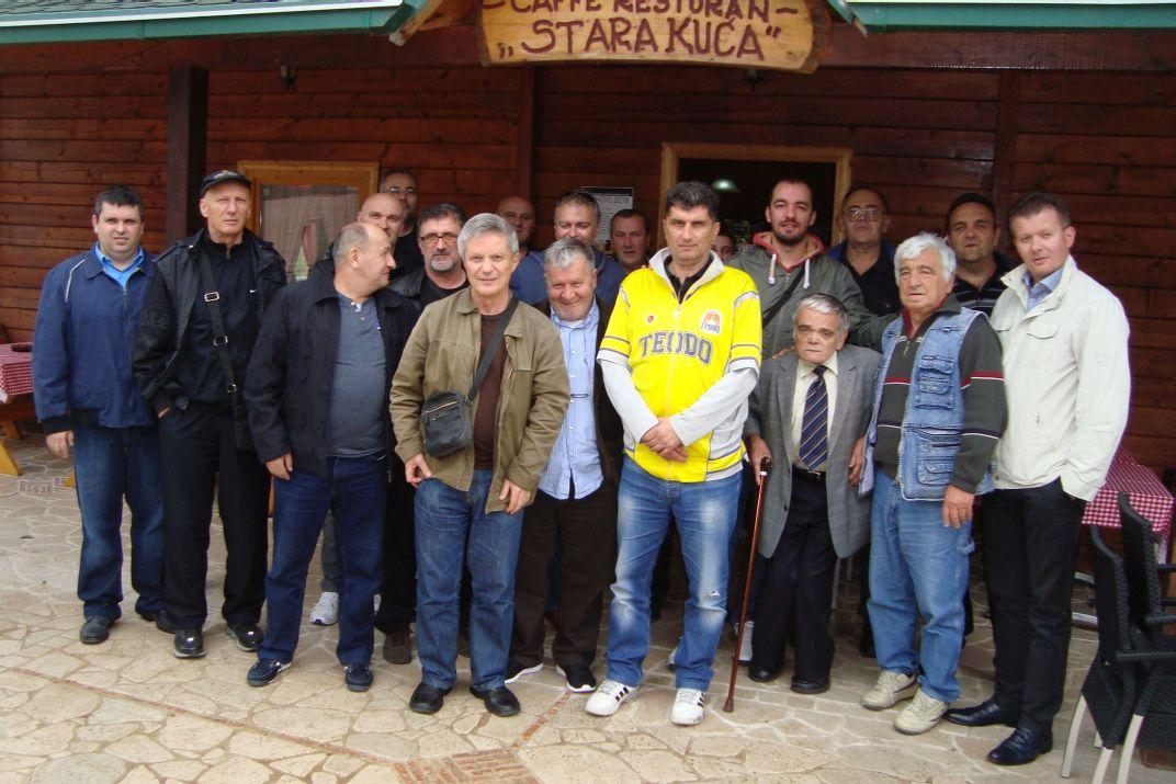Grahovo 2016 – ucesnici turnira