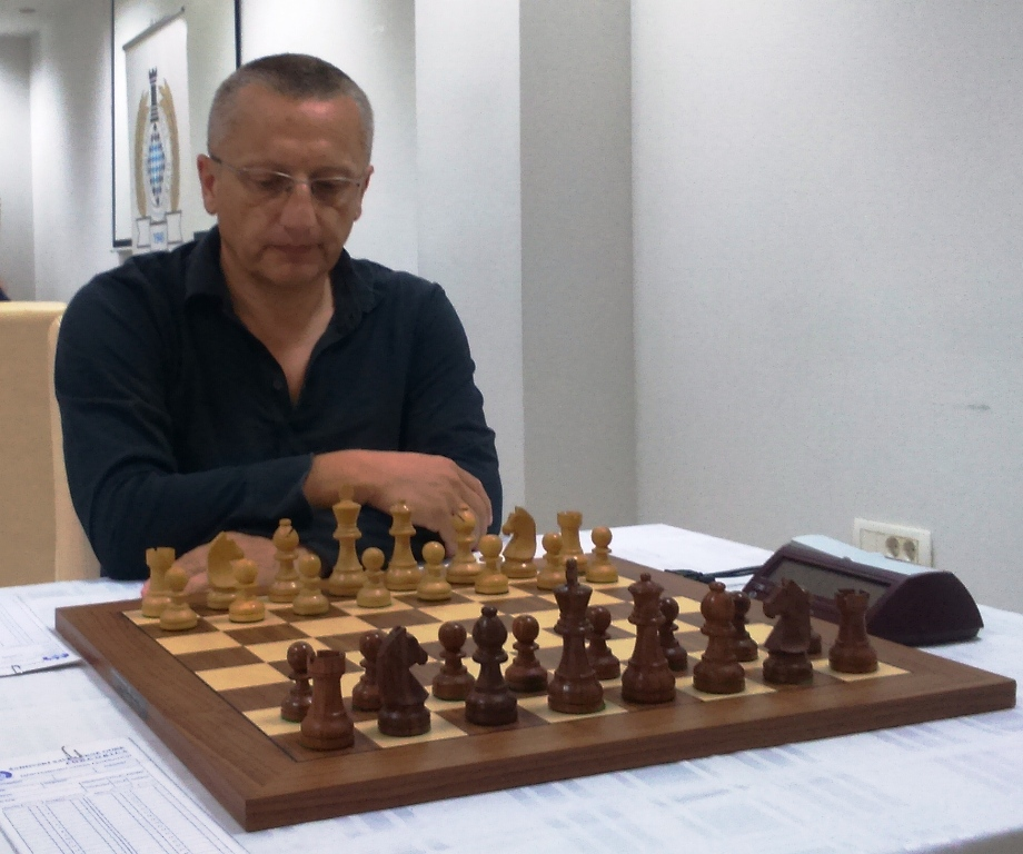 Silovit na startu Nebojša Nikćević