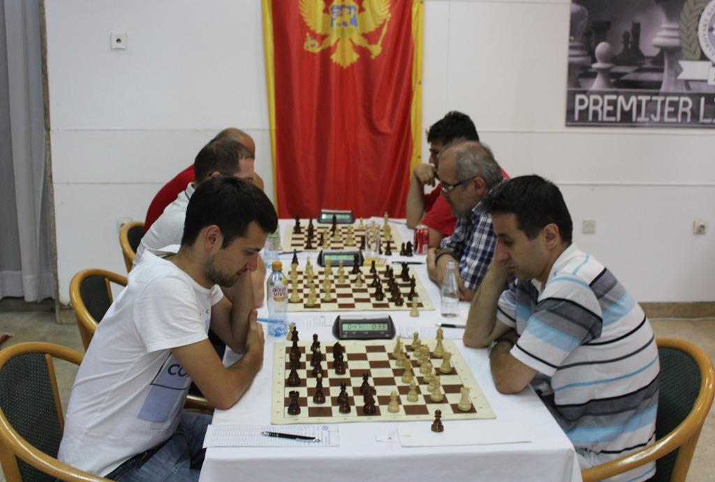 A.Musovic – IM B.Kalezic