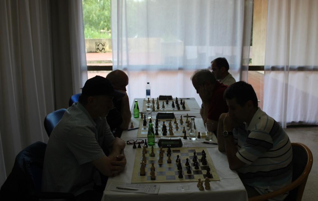 A.Perosevic – IM B.Kalezic