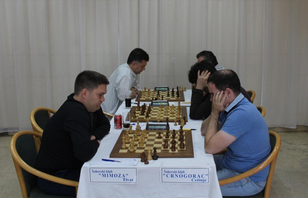 VM N. Sedlak – VM M. Perunovic