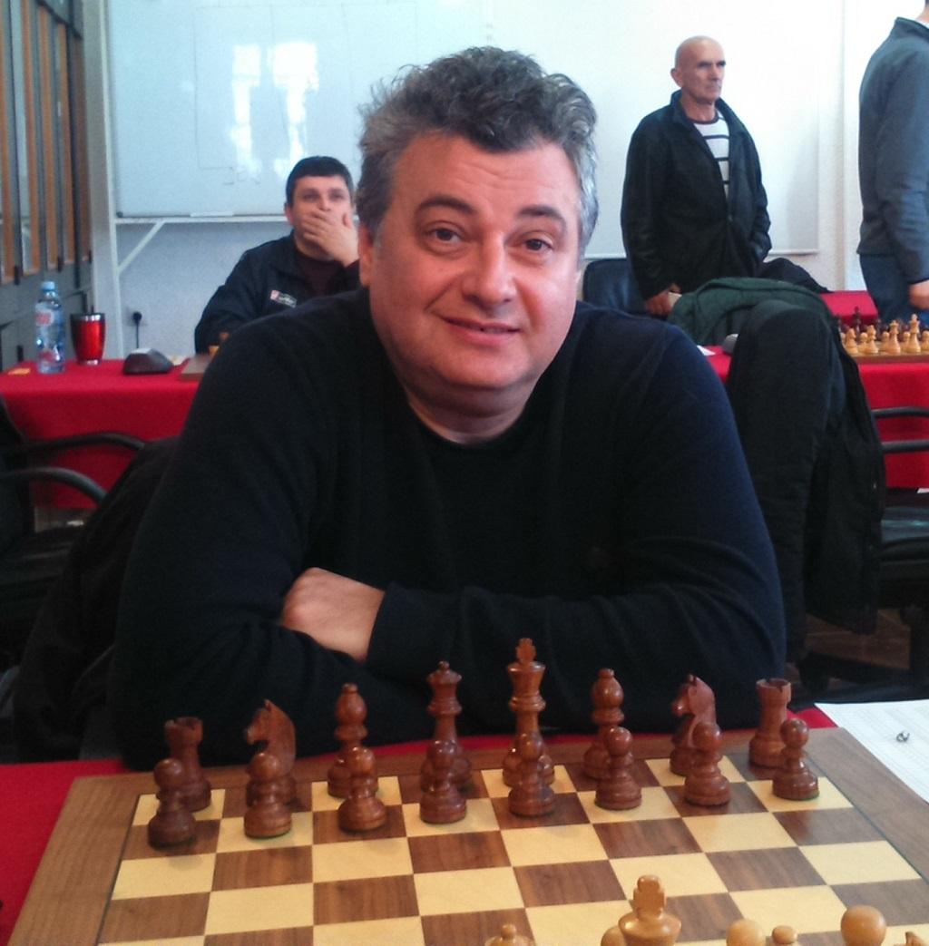 Brani titulu Dragan Kosić