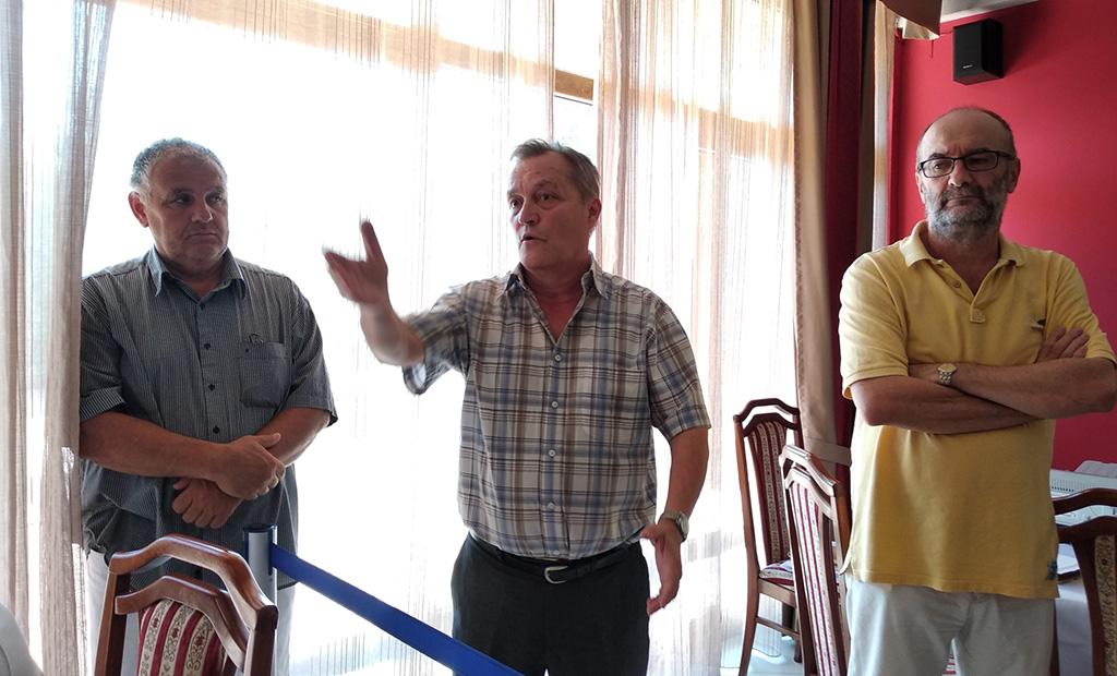 Glavni sudija Mladen Popovic